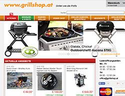 Grillshop.at Gutscheine