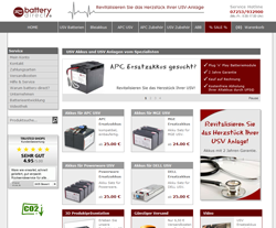 Battery-Direct Gutscheine